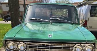 1969 Datsun (Nissan) Pickup Truck Original Condition
