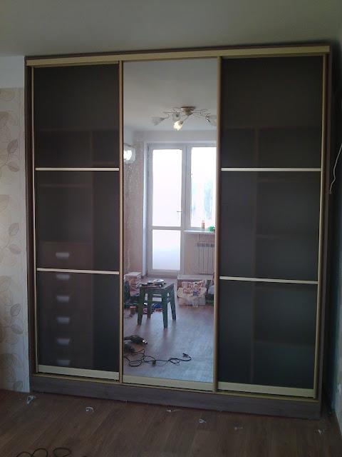 Шкафы купе на заказ в Севастополе