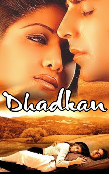 Dhadkan (2000) Full Movie Hindi 720p HDRip 1.2GB Esubs