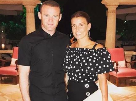 Please don't leave me - Troubled Wayne Rooney begs wife Coleen not to walk away from their marriage