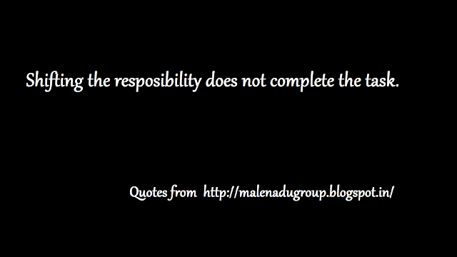 10 best quotations on responsibility