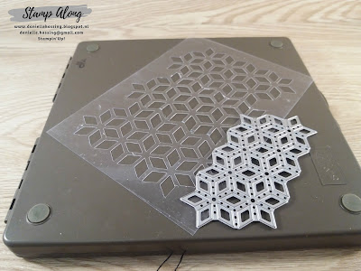 Stampin'Up! Facebookhop Lovely Stampers Techniek
