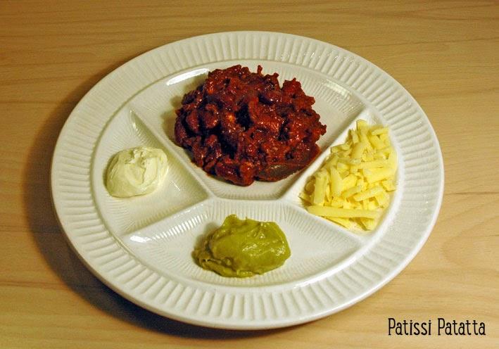 chili con carne texan, recette de chili texan, recette de chili con carne