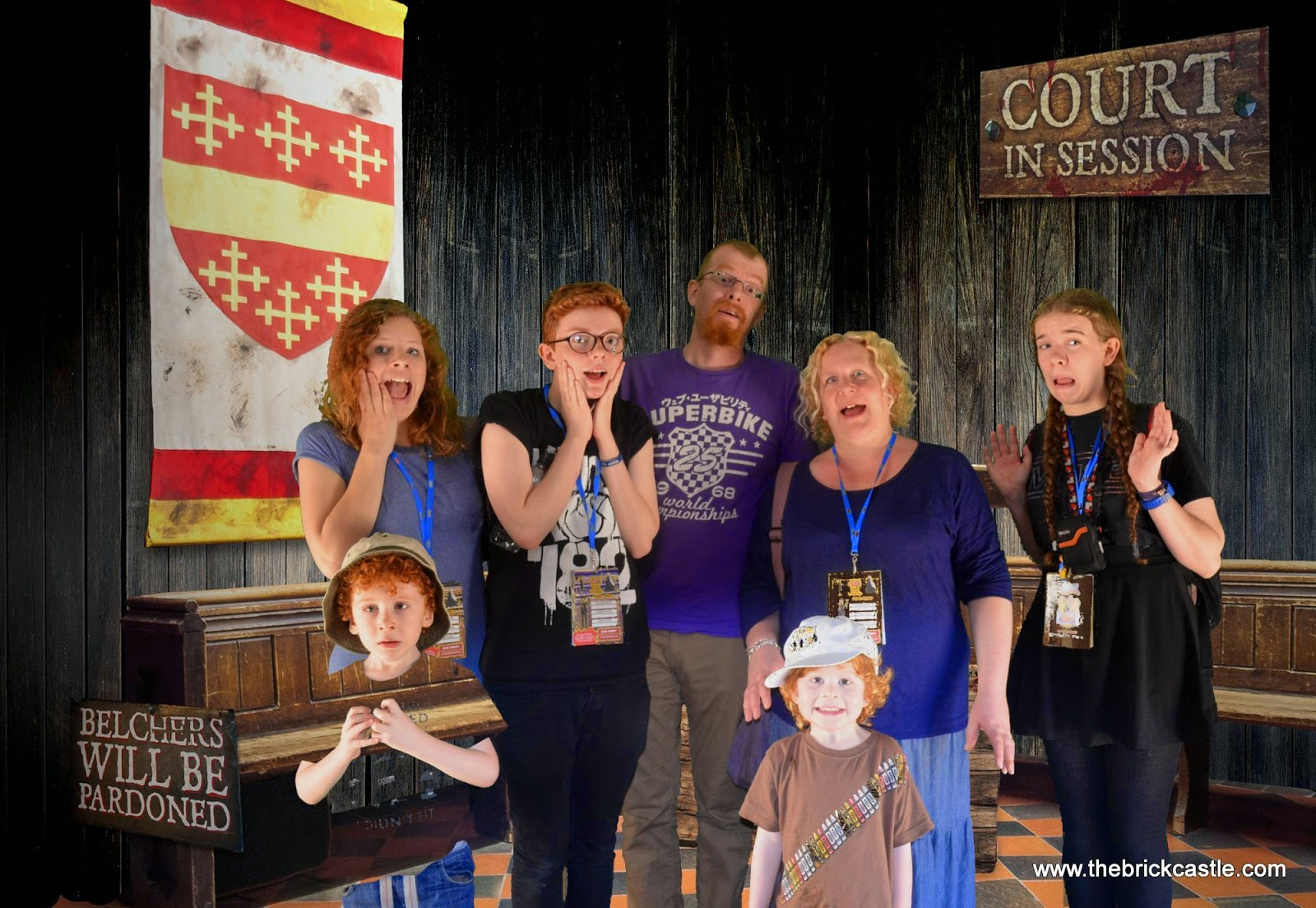 Warwick Castle Review - Dungeon photo