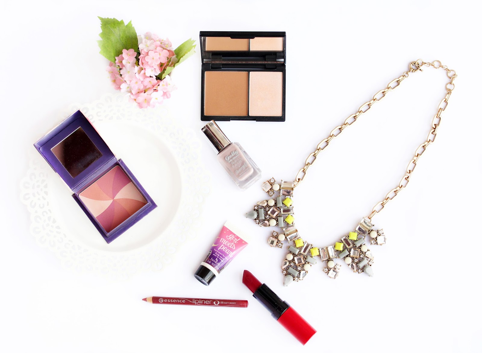 Beauty Favorites, Blogmas