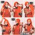 Tutorial Hijab Praktis Segi Empat