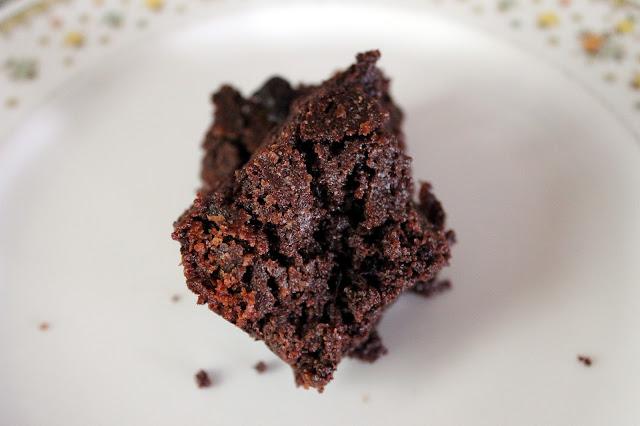 Martha Stewart's bittersweet brownies