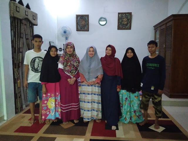 poto keluarga