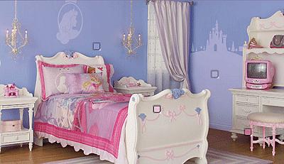 cuarto estilo princesa