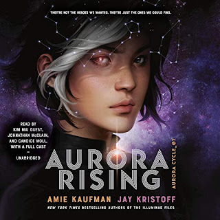 review of Aurora Rising by Amie Kaufman and Jay Kristoff