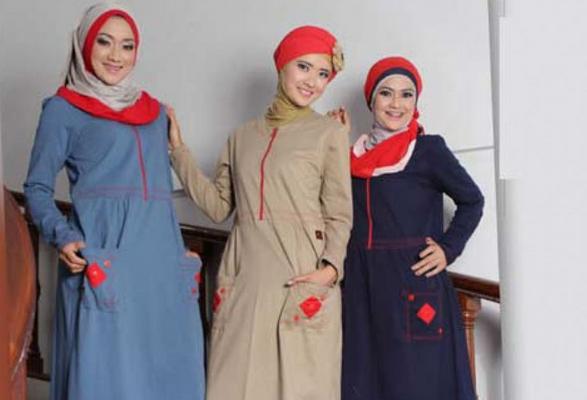 Baju Muslim Lebaran Untuk Anak Remaja 2017