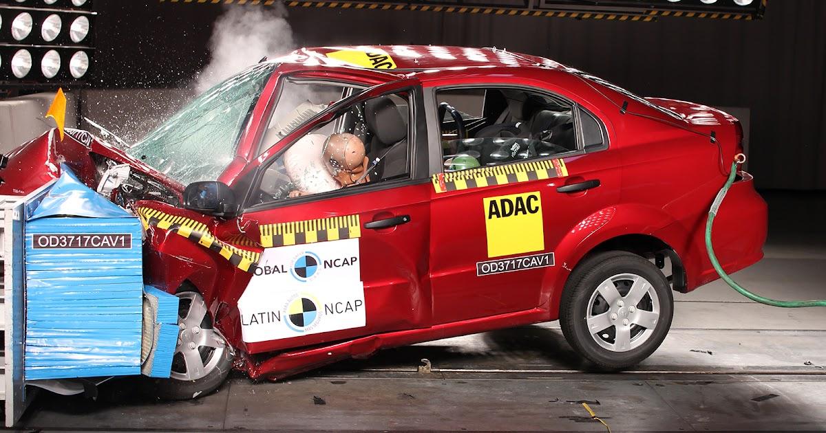 Latin Ncap Chevrolet Aveo Con Cero Estrellas Nissan Kicks Y Murano