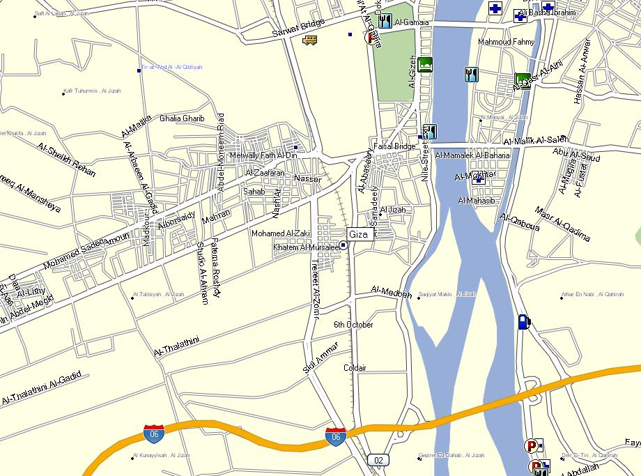 Gps Maps Egypt GPSTravelMaps.com: Egypt GPS Map