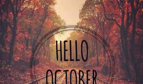 Hello October! Mit tartogatsz?