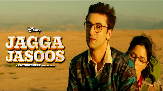 Ranbir Kapoor HD Wallpaper | Jagga Jasoos