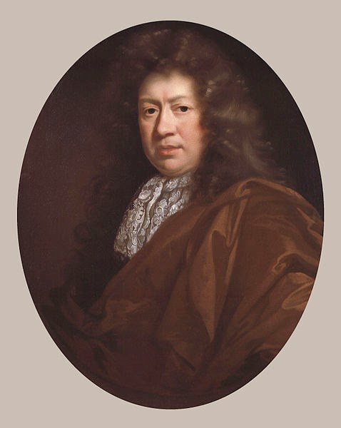 Samuel Pepys by John Closterman