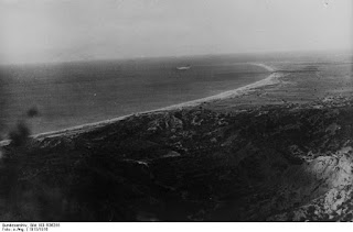 Photo de Suvla Bay en 1915