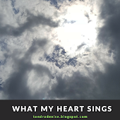 What My Heart Sings...........