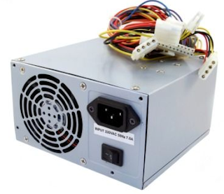cara cek power supply