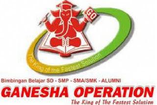 Lowongan Kerja Bimbel Ganesha Operation