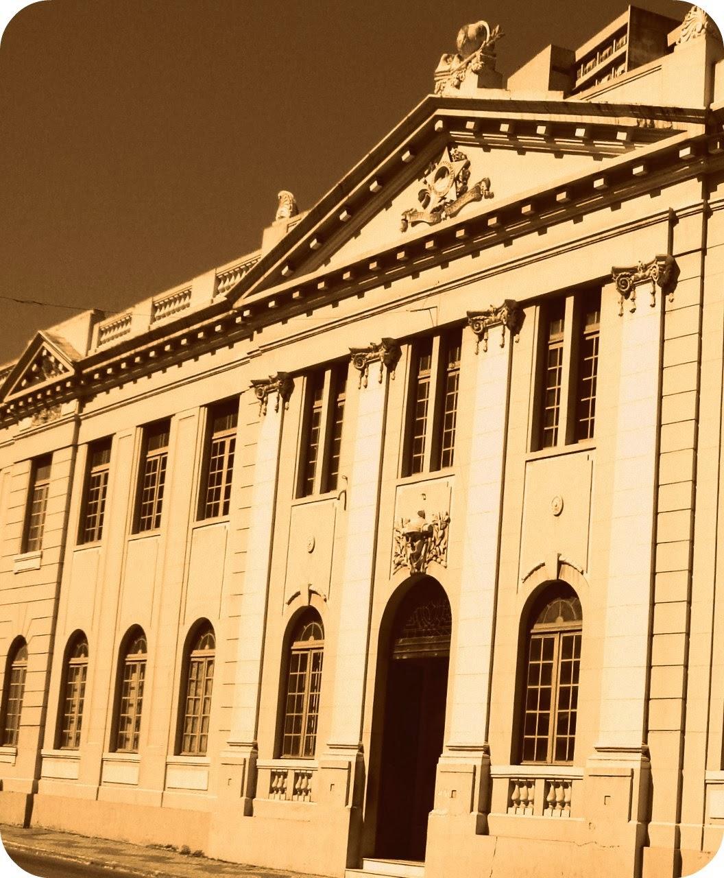 A Antiga Faculdade de Filosofia, Ciências e Letras (FAFI), Vitória
