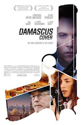 Damascus Cover 2017 DVD R1 NTSC Sub