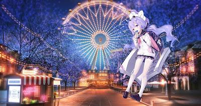 Unicorn Live2D [Azur Lane] [Wallpaper Engine Anime]
