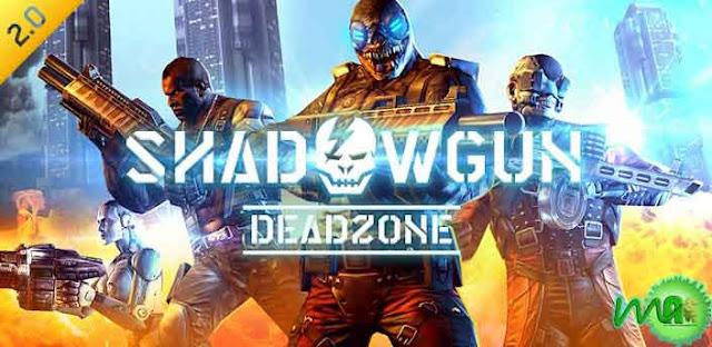 SHADOWGUN: DeadZone apk+ data