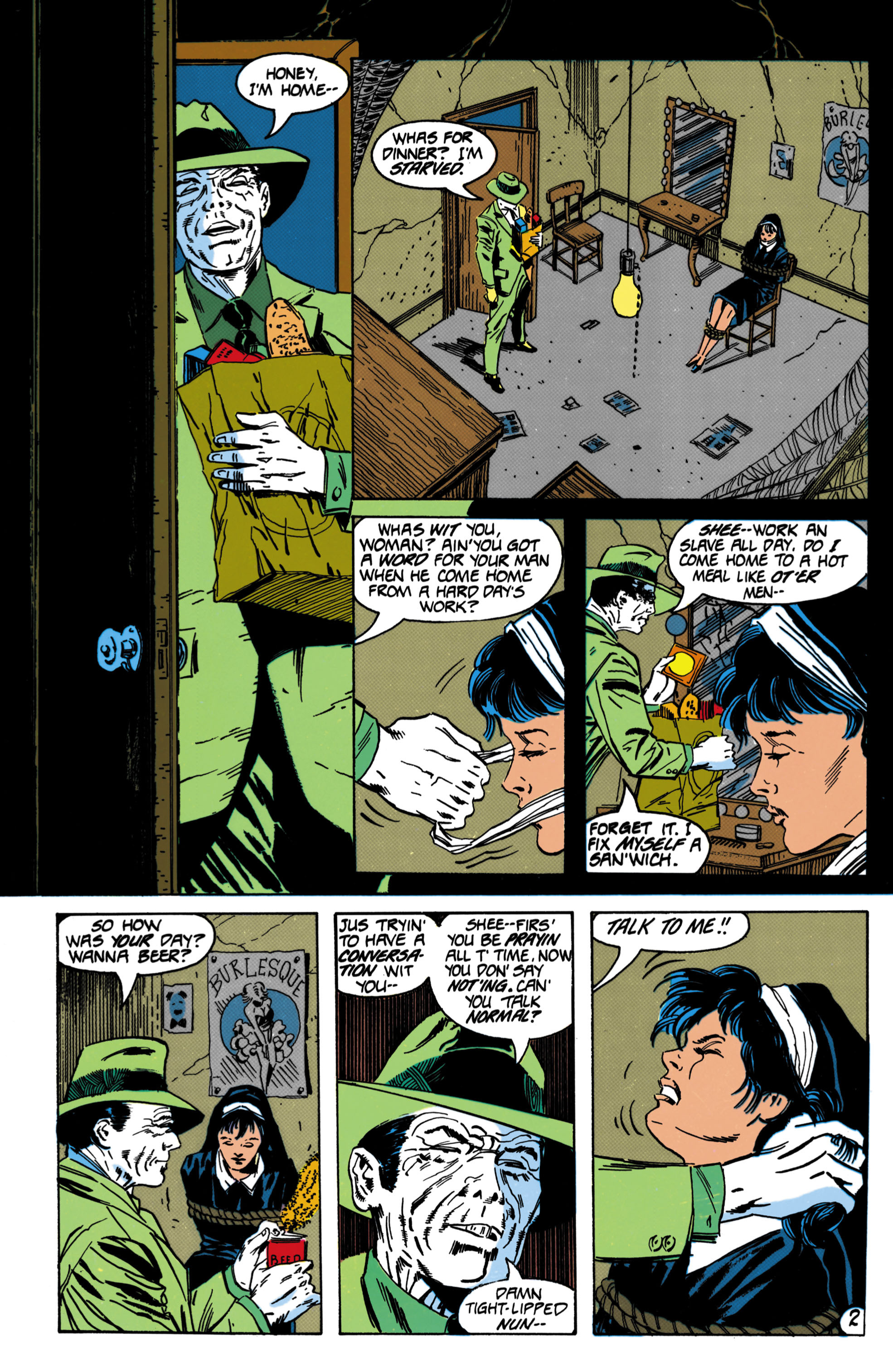 Catwoman (1989) Issue #3 #3 - English 3