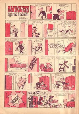Pulgarcito nº 1852 (31 de octubre de 1966)