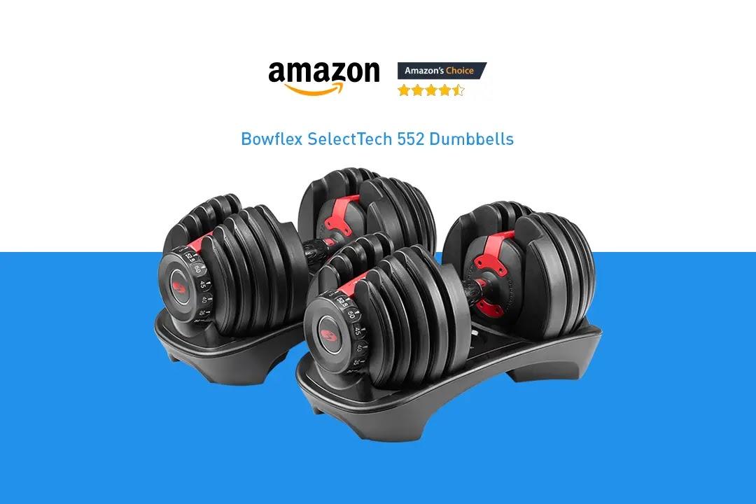 Bowflex Dumbbells Amazon