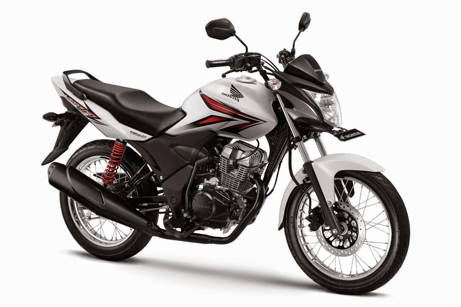 Kredit Motor Honda Verza Spoke FI