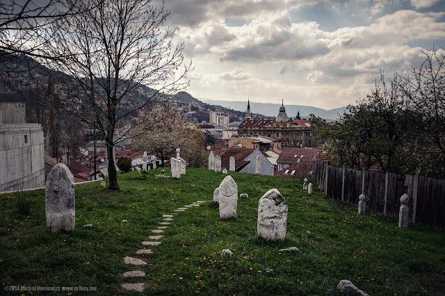 Ottoman Cemetery in Sarajevo