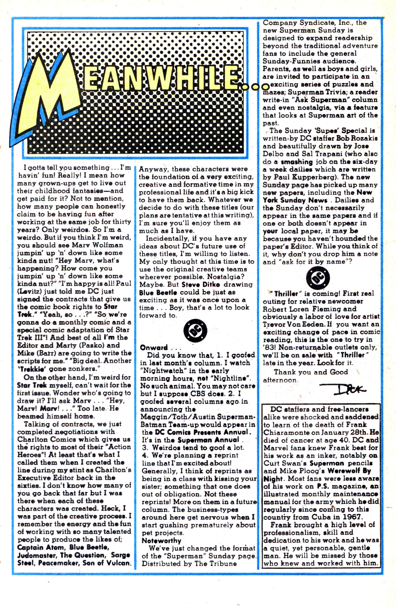 Legion of Super-Heroes (1980) 302 Page 29