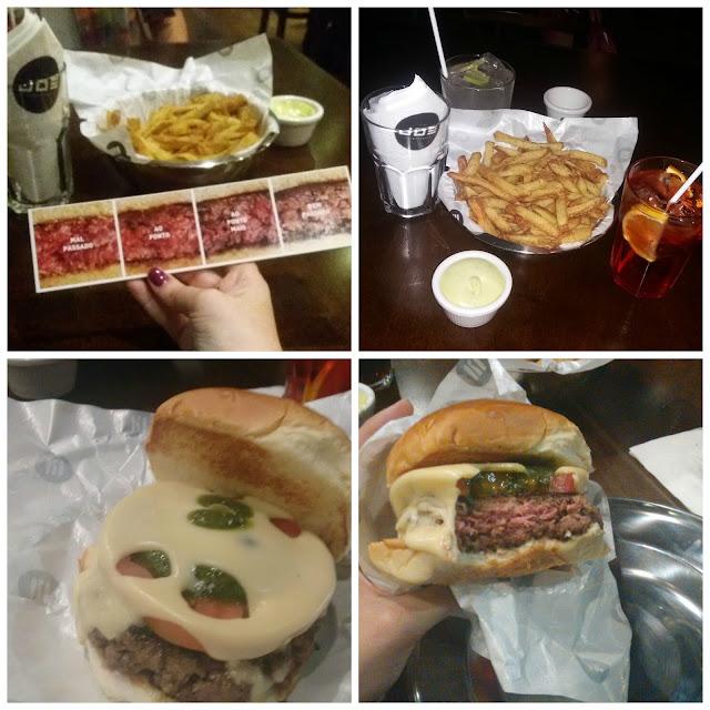 Onde comer em Campinas - St. Joe Burgerhouse