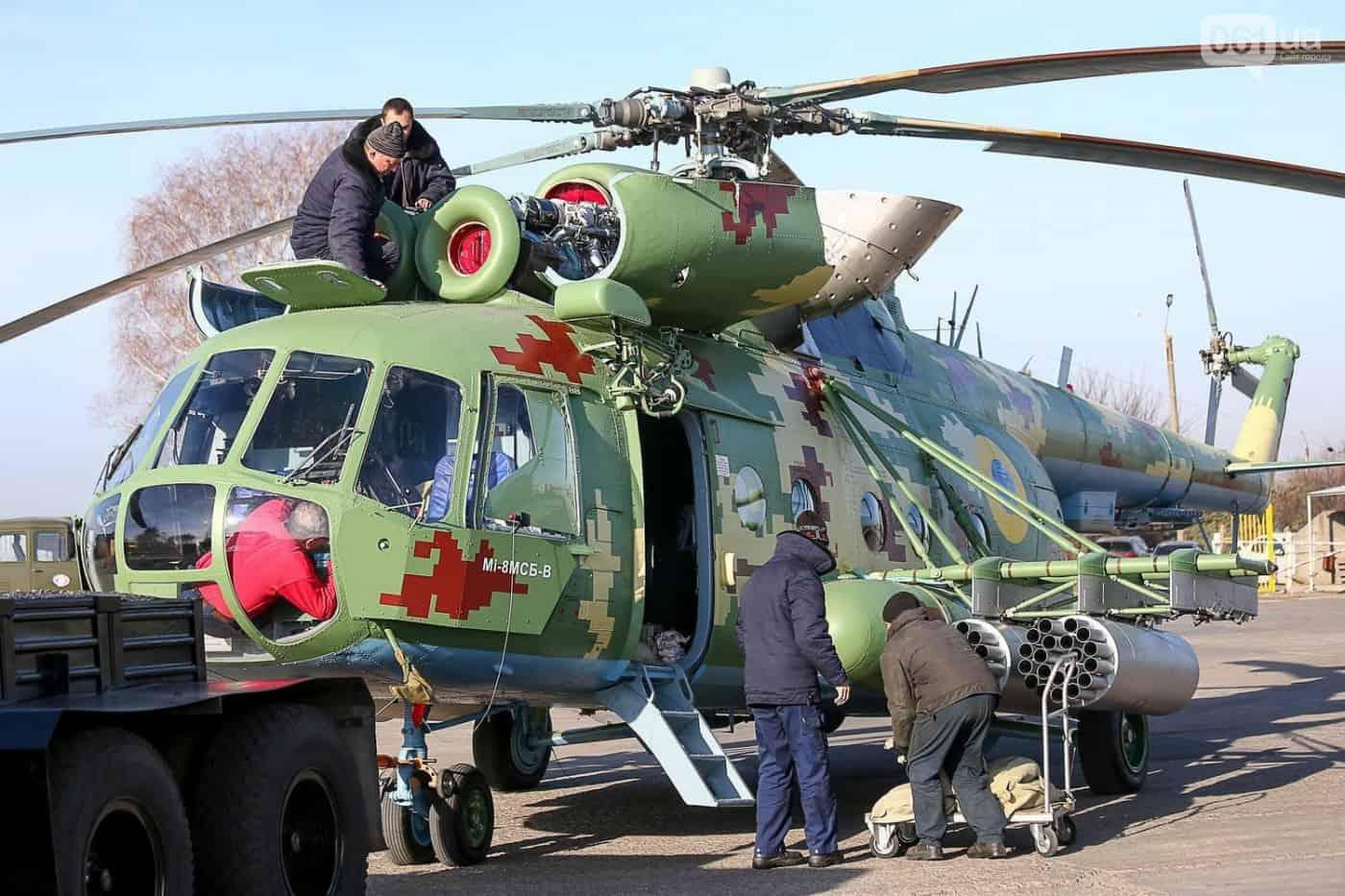 Авіація ВМСУ отримала другий гелікоптер Мі-8МСБ