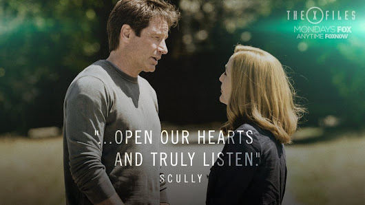 "TV REVIEW: The X-Files - ""Babylon"""