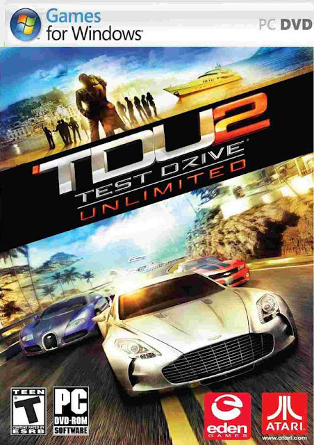 Test Drive Unlimited 2 Download Cover Free Game