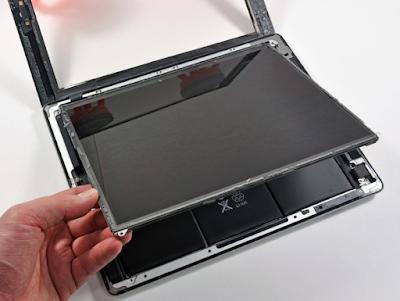Huong dan thay man hinh iPad Mini chinh hang