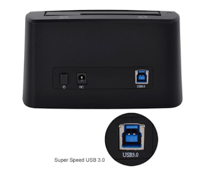 ORICO SuperSpeed Hard Drive Docking Station Giveaway