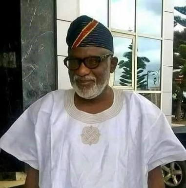 Image result for Ondo State Governor, Oluwarotimi Akeredolu