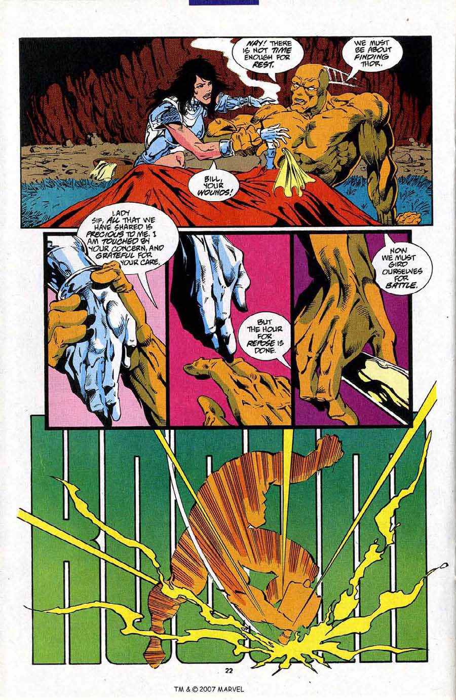Read online Silver Surfer (1987) comic -  Issue #87 - 24