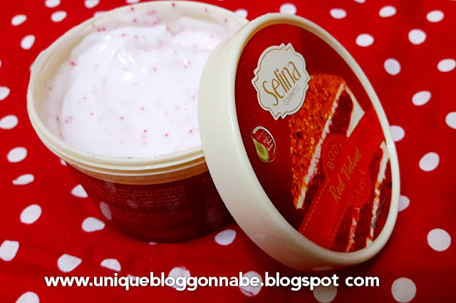 Selina body souffle Red velvet 4