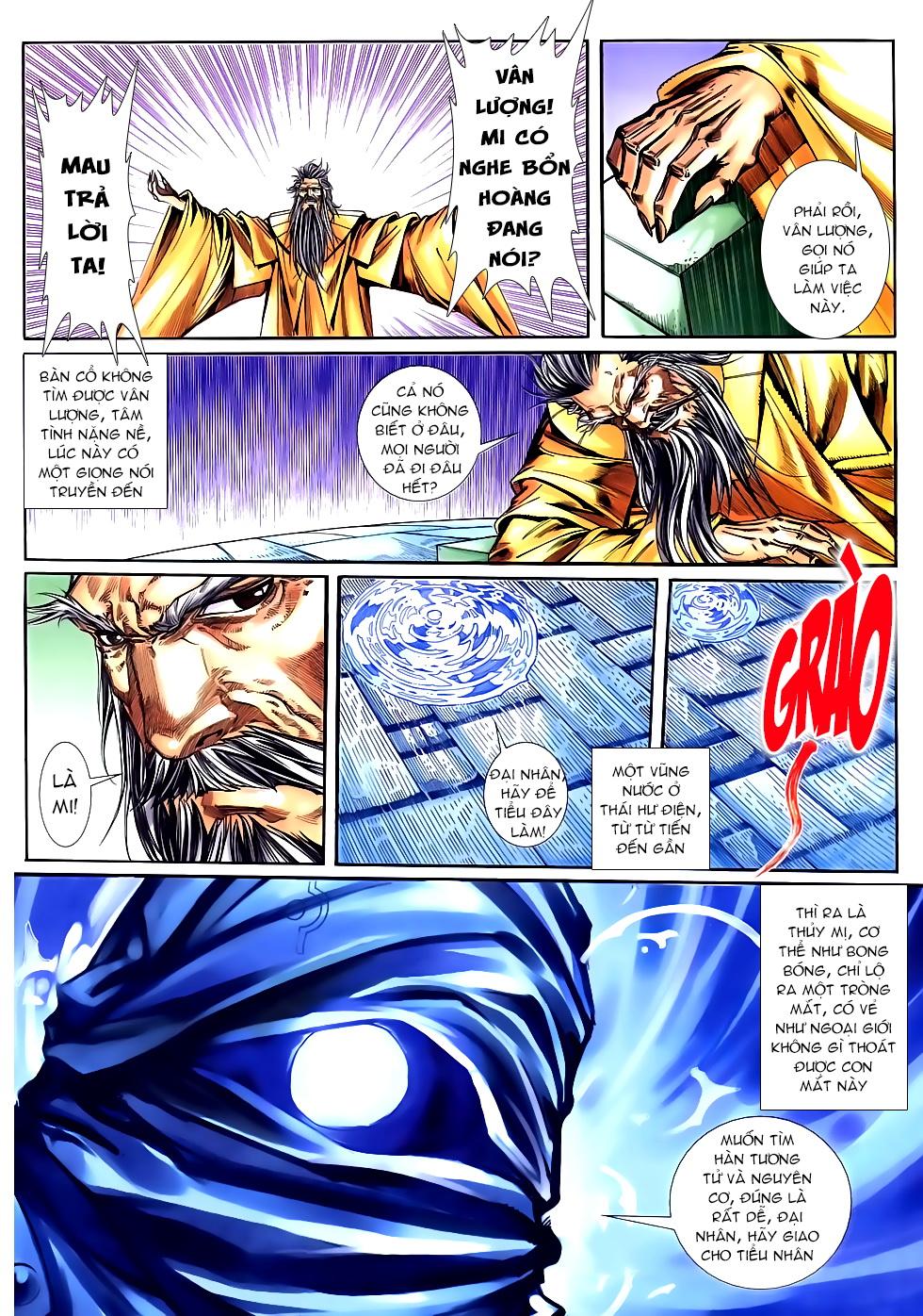 Bát Tiên Đạo chap 84 - Trang 24