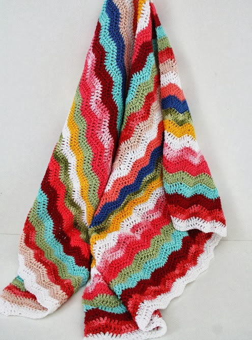 The Moroccan Blanket