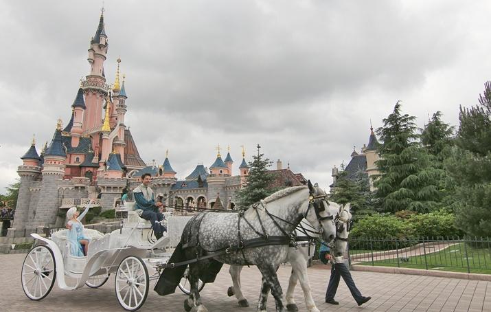 Guía para viajar a Disneyland París