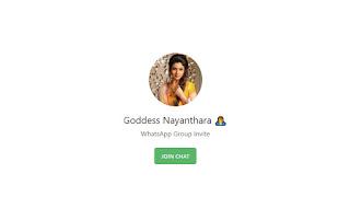Goddess Nayanthara
