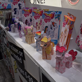 Toy Fair 2016 - Paper Punk Craftable Paper Ponies Appear