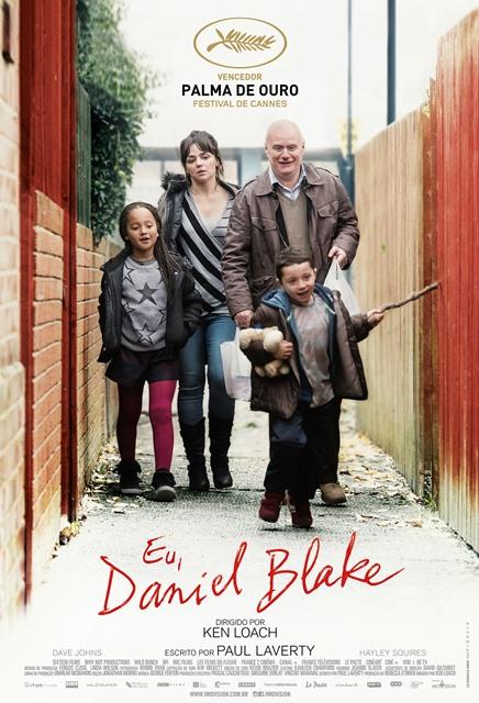 """Sesc Registro-SP exibe """"Eu, Daniel Blake"""", filme vencedor de Cannes"""