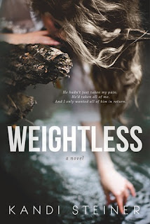 Weighless by Kandi Steiner||Cover Love